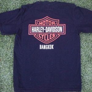 Harley Davidson Bangkok T shirt
